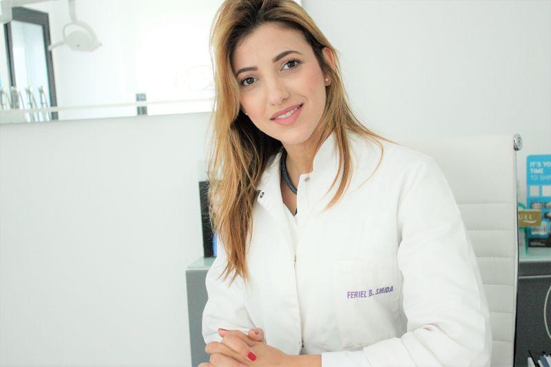 implant facette dentaire tunisie Feriel Ben SMida